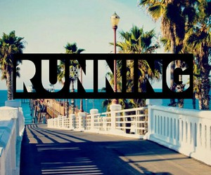 place, quotes, and running image