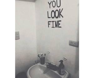quote, fine, and mirror image