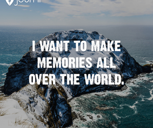 travel, make memories, and all over the world image