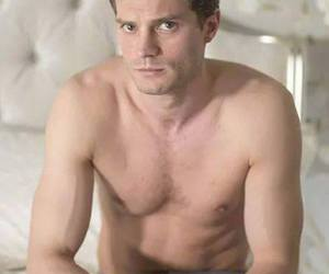 Jamie Dornan, fifty shades of grey, and anastasia steele image