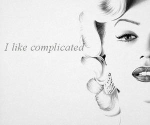 black and white, marylin monroe, and quotes image