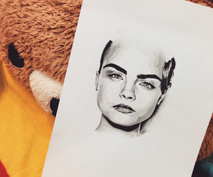 art, beautiful, and black image