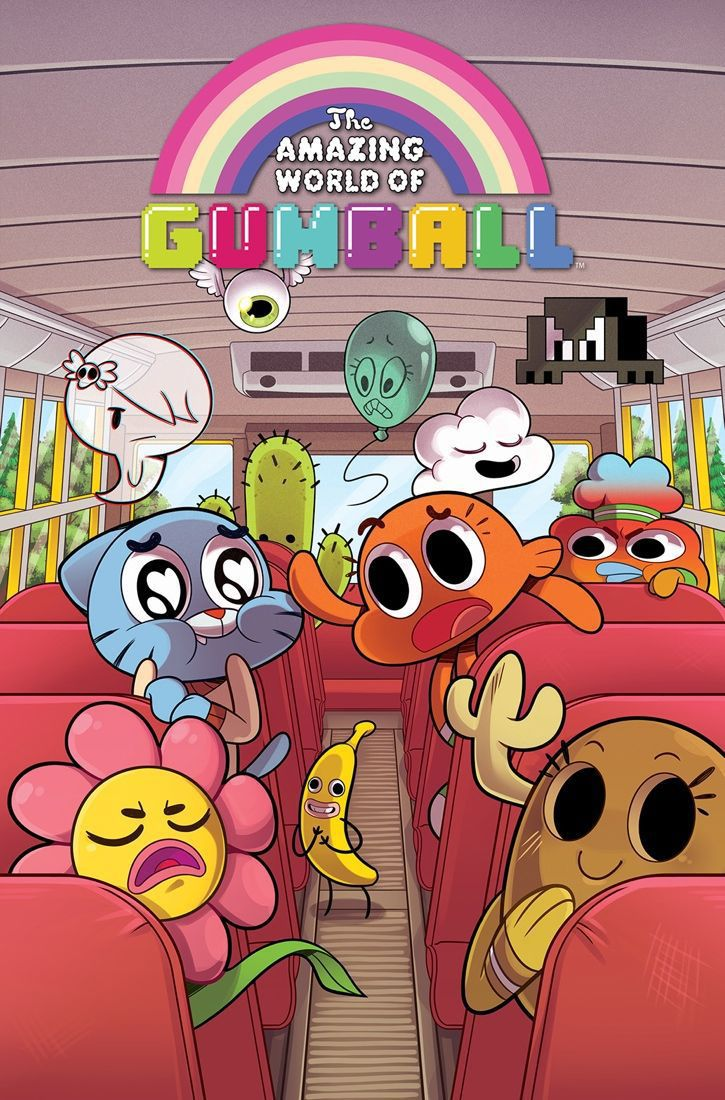 The Amazing World Of Gumball On We Heart It