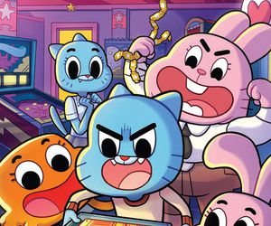 darwin, family, and gumball image