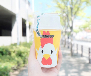 Chicken, japan, and sweet image