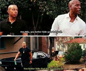 funny, fast and furious, and ludacris image