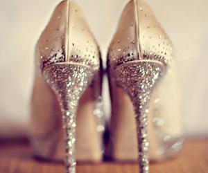 beautifull, luxury, and shoes image