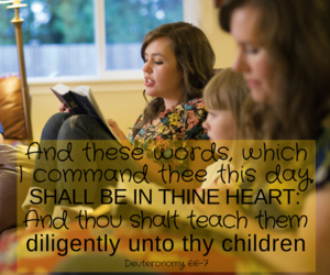 children, learning, and lds image