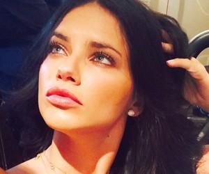 Adriana Lima, beauty, and model image