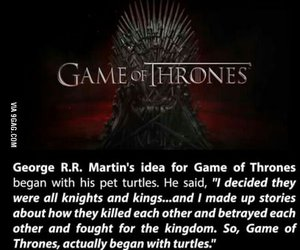funny, game of thrones, and george r.r martin image