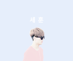 exo, pastel, and luhan image