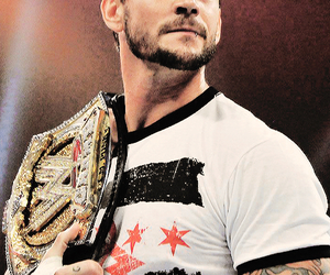 wwe, cm punk, and mixed martial artist image