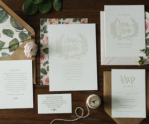 brides, deco, and floral image