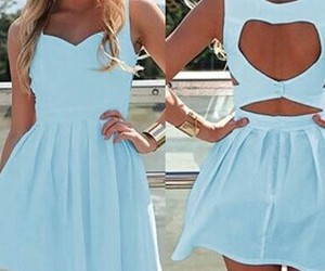 dress, great, and short image