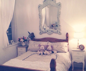bedroom, disney, and french image