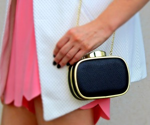 bag, style, and dress image