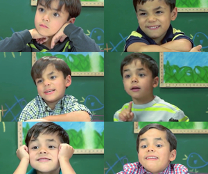 boy, funny, and kids image