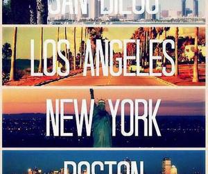boston, Miami, and new york image