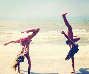 crazy, sea, and best friend forever image