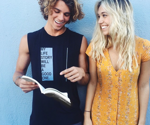 couple, love, and jay alvarrez image