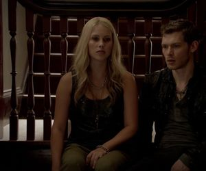 The Originals, rebekah mikaelson, and klaus miakelson image