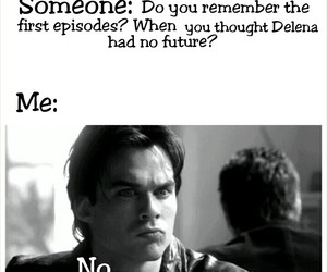 tvd, funny, and the vampire diaries image