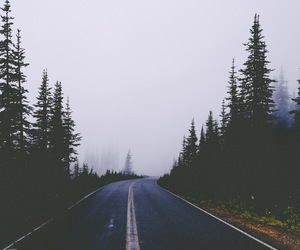 road, photography, and travel image