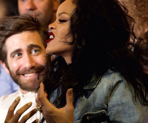 rihanna and jake gyllenhaal image