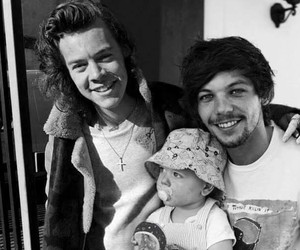 louis, styles, and stylinson image