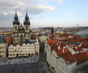 beautiful, city, and czech republic image