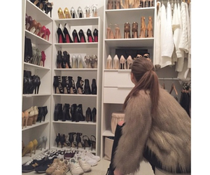 girl, shoes, and luxury image