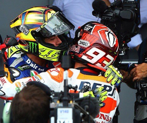 motorcycle, vale, and 93 image