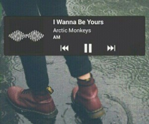 arctic monkeys, music, and i wanna be yours image