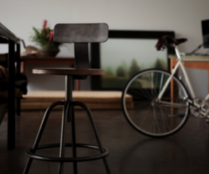 bike and chair image