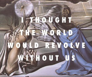 quote, salvador dali, and world image