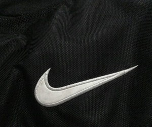 nike, aesthetic, and dark image