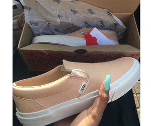 vans, shoes, and Nude image
