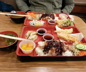 food, japanese food, and japanese restaurant image