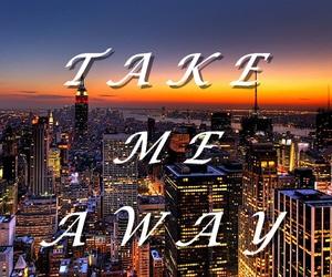 dreaming, take me, and life image