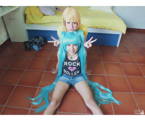 cosplay, ulzzang, and vocaloid image