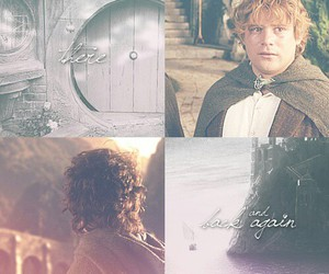 frodo, middle earth, and Sam image