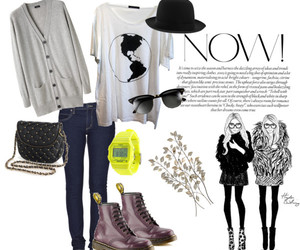 Polyvore and doc martens image