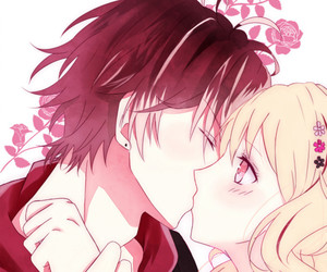 kiss, ayato, and diabolik lovers image