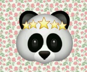emoji, animals, and background image