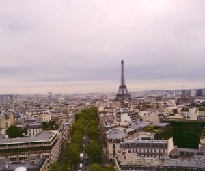 eiffeltower, france, and french image