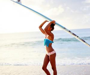 bikini, cute, and fashion image