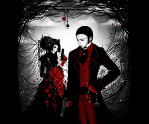 gothic and art image