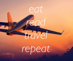 eat and travel image