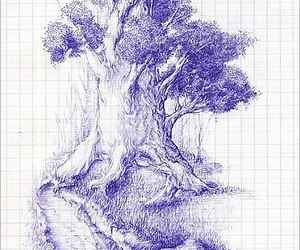 art, doodle, and drawing image