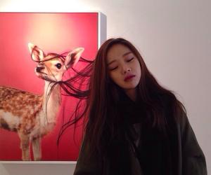 girl, art, and asian image